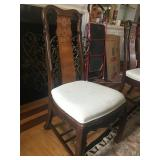 Dining room chairs (4). $400