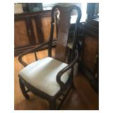 Dining room armchairs (3). $300