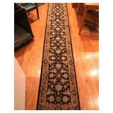 Woolen floor runner. $70