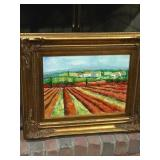 Fields picture.  $50.