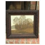 Landscape. Oil. $300