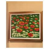Poppies. Oil. $150