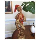 Antique doll.Little damage. $120.