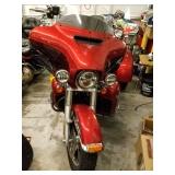 Reserve on Harley Trike