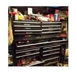 Tool boxes w/tools