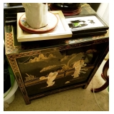 Oriental end table (2)