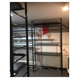 Retail/Commercial Clothing Rack System