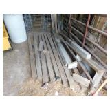 Wood From Barn