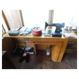 Sewing Machine and Sewing items