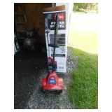 New Electric Snow Blower