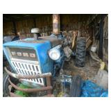Ford 2000 Tractor Running?