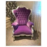 Lavender Throne