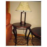 Family Room: Bernhardt Clark Side Table