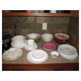 Kitchen: Plates, Bowls