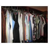 Upstairs Main Bedroom Right:Closet: