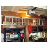 Garage: Ladder