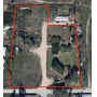 Real Estate Auction: Development Property with Rent House in Humble TX