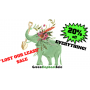 Lost our Lease Sale 20 percent Off Everything at our August Green Elephant Fundraiser Estate Sale!