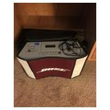 Bose Stereo w/Cassette Player