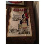Lillet Painted Mirror