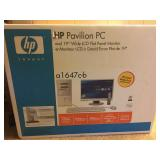 HP Pavilion Computer & Monitor NEW IN BOX