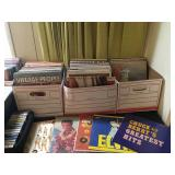 Lots of Record Albums