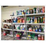Misc. Cleaning Products & Pesticides