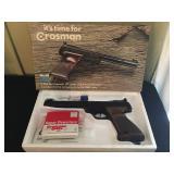 Crossman model 454 B.B. gun
