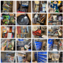 40 Years Of Storage & Tools, Games, Toys, Quilting & More!