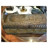 Montaage Made in India Brass Keepsake Box