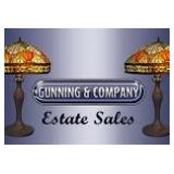 GUNNING AND COMPANY ESTATE SALES IS IN JENKINTOWN PA FOR A 2-DAY SALE