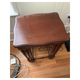 NESTING TABLES $100