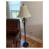 META L FLOOR LAMP $175