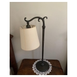 VICTORIAN TABLE LAMP $65