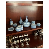 10 PIECES OF WEDGWOOD $120