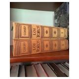 LOS TOROS/CASSIO 4 VOLUMES $325