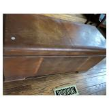 Lane Cedar Trunk with Rounded Top
