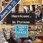 Hurricane IN-PERSON Estate Sale