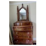 Victorian Gothic Dresser