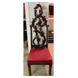 Unusual 19th C Side Chair