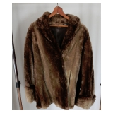 Henry Cyr Fur Jacket