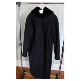 Wool Dress Coat