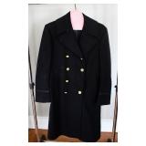 WW2 Naval Dress Coat