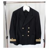 WW2 Naval Dress Suit