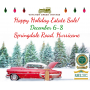 Join Us For A Wonderful Holiday Estate Sale! Antique Cars & Vintage Treasures Awaits You!