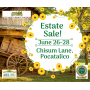 Join Us In Pocatalico For A Country Estate Sale! AG亚洲国际游戏home, Barn & Woodworking Shop Full!