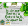 """Join Us For A March """"Packed House"""" Downsizing Sale In Chesapeake!"""
