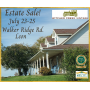 Join Us At This 300 Acre Farmhouse Estate Sale In Leon! Antiques! Primitives! Quilts! Sewing! & MORE