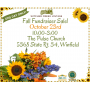 Fall Fundraiser Sale! Join Us At The Pulse Church For Trinkets, Treasures & Treats!