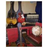 MARVELOUS LOADED MILFORD ESTATE SALE SAT AUG. 18TH ANTIQUES, FURNITURE, MUSICAL INSTRUMENTS, TOOLS!